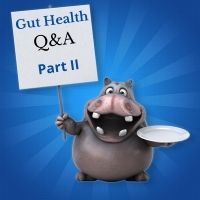 gut health facts Q and A