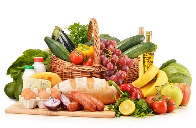 Healthy lifestyle Healthy diet