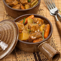 Top foods for Gut Health - Meat Stock