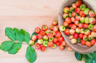 Acerola Cherry - what is the best natural vitamin c?